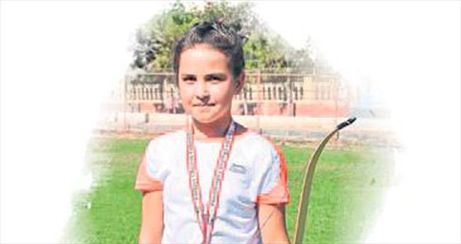 10 yaşında Türkiye şampiyonu oldu