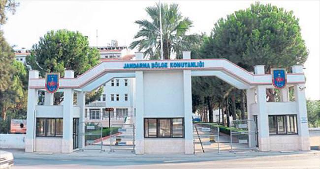 Aydın Jandarma Komutanlığı kapatıldı