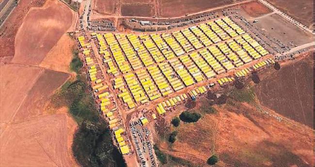 Keçiören'de 701 çadır kuruldu