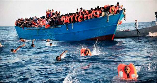 Akdeniz'de 6.500 göçmen kurtarıldı