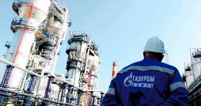 Gazprom'dan Türkiye ziyareti