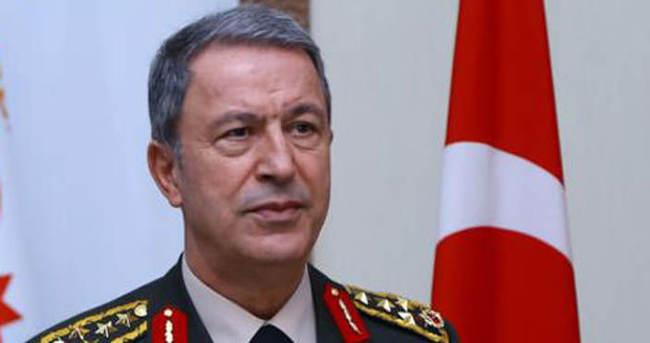 Orgeneral Akar, Erzurum'da