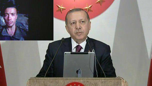 Cumhurbaşkanı Erdoğan 'tarihi görüşmeyi' milli yazılımla yaptı