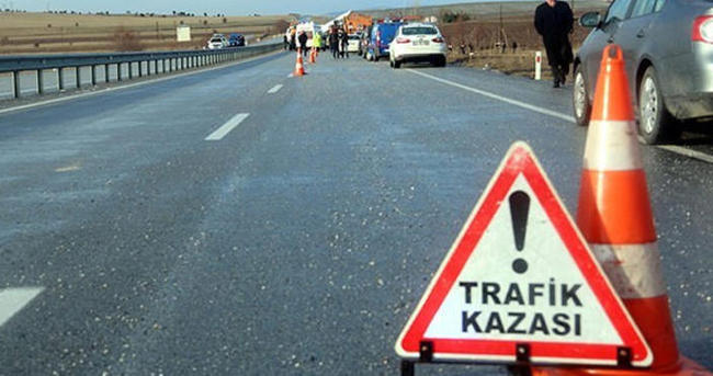 Tunus'ta trafik kazası: 14 ölü