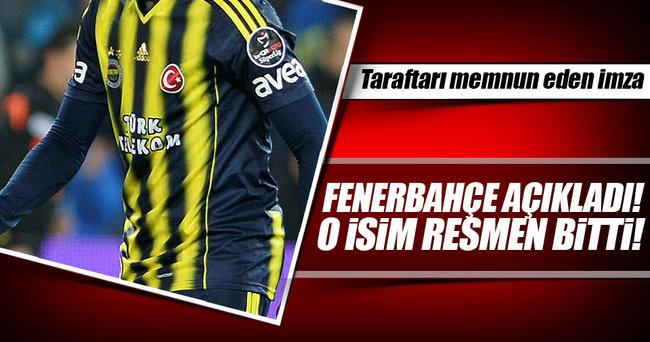Fenerbahçe, Sow'u resmen renklerine bağladı