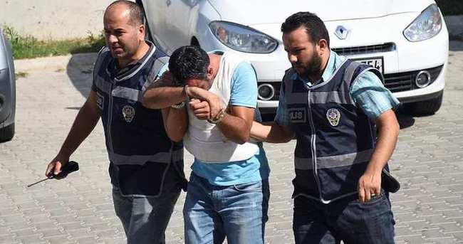 Çerkezköy'de dehşet saçan polis tutuklandı