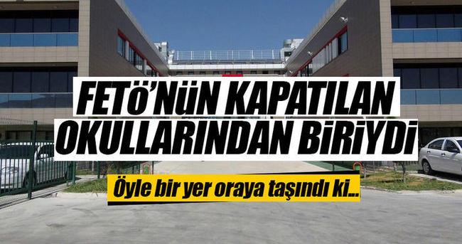 Elazığ'da PKK saldırısına uğrayan Emniyet Müdürlüğü, FETÖ okuluna taşındı