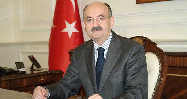 İçişleri Bakanı Efkan Ala görevi bıraktı