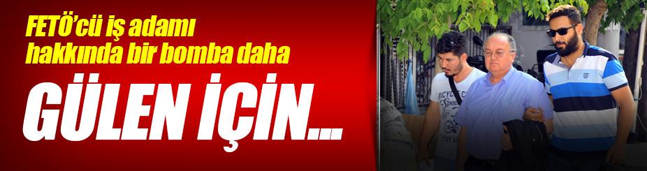 Ahmet Küçübay'ın FETÖ elebaşı Gülen için köşk aldığı iddia edildi