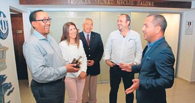 İzmir-Cape Town işbirliği