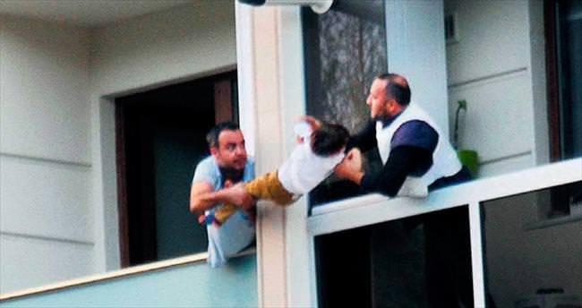 Polis damat dehşet saçtı