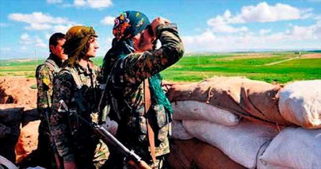 Terör örgütü YPG çirkin oyunda ısrarcı