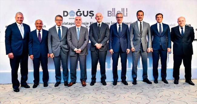 Galataport'a 1 milyar euro kredi