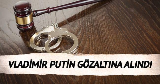 Vladimir Putin'e Florida'da gözaltı!