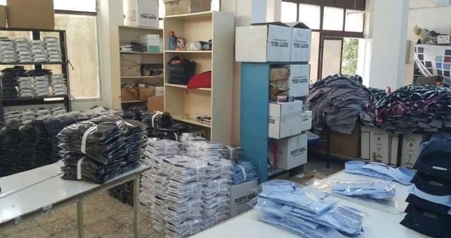 İzmir polisinden taklit ürün operasyonu