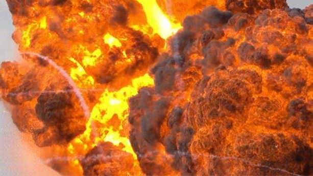 Suriye sınırında ardı ardına patlamalar!