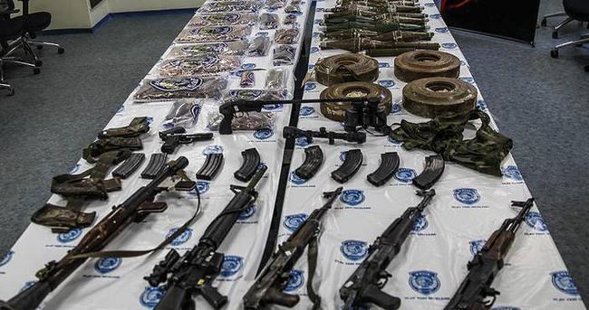 Van'da terör operasyonu: 27 gözaltı