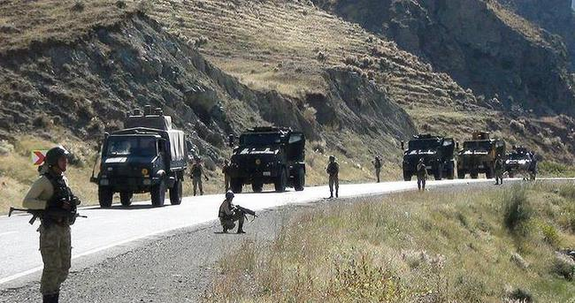 Şırnak'ta iki terörist ölü ele geçirildi