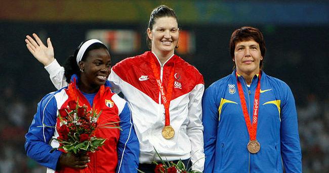 Kübalı sporcunun madalyası geri alındı