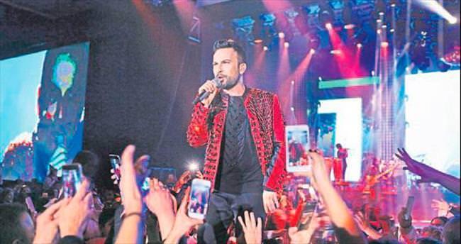 Tarkan EXPO'da ikinci kez konser verecek