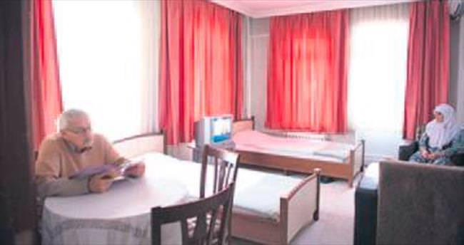 Keçiören'de Yaşlı Oteli'ne ilgi büyük