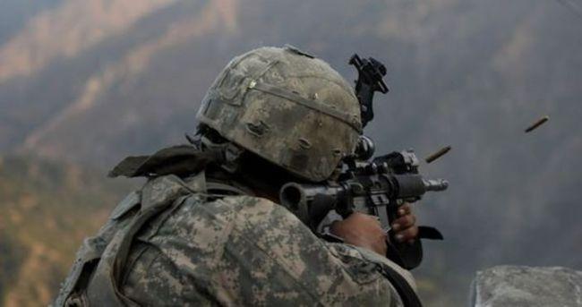 İHA'lar PKK'lıları tespit etti, çatışma çıktı