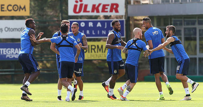 Fenerbahçe izin yapıyor