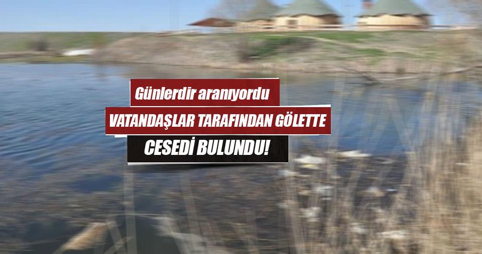 Kütahya'da kayıp gencin cesedi gölette bulundu