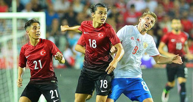 Milli Takımın Dünya Kupası macerası başladı