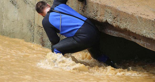 Rize'de selde kaybolan çocuk her yerde aranıyor