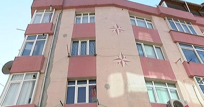 Gaziosmanpaşa'da çatlaklar oluşan bina tahliye edildi