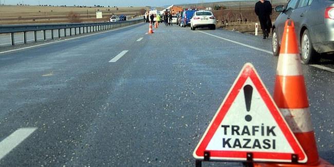 TIR'ın çarptığı bisiklet sürücüsü öldü