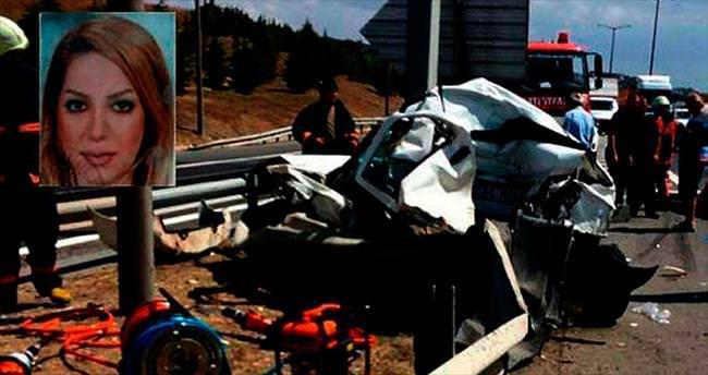 Feci kazada 1 ölü 1 yaralı