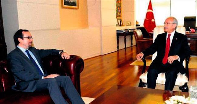 Kılıçdaroğlu, Baas ile Gülen'in iadesini konuştu