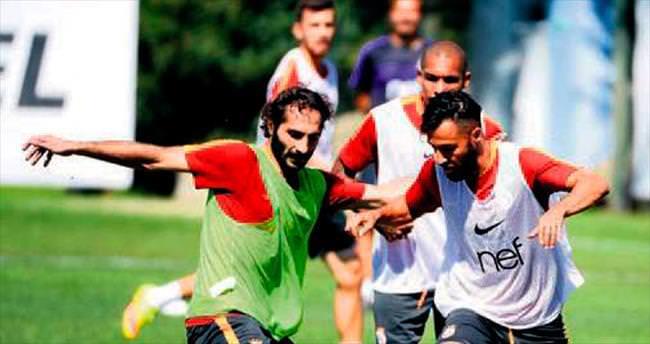 Galatasaray Bolu'ya karşı