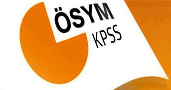 KPSS ÖABT sonuçları açıklandı