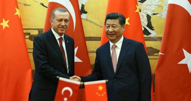 Türkiye ile Çin arasında 4 anlaşma imzalandı!