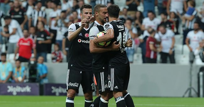 Beşiktaş - Gaziantepspor maçı ne zaman saat kaçta hangi kanalda?