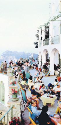 Dünyanın en stil sahibi adası: Capri
