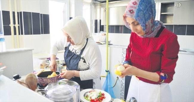 Kedi festivalinde bu kez aşçılar yarıştı