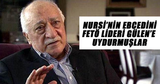 Nursi'nin Ebced'ini Gülen'e uydurmuşlar
