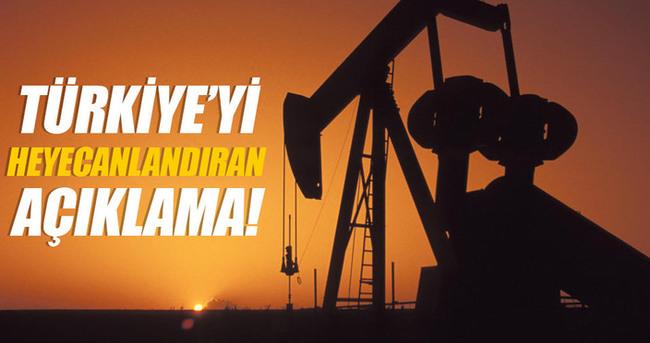 Türkiye'nin petrolleri keşfedilmeyi bekliyor