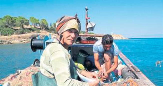 İzmir'de denizin tek hanımağası