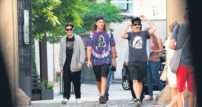 Prag'ı keşfe çıktılar