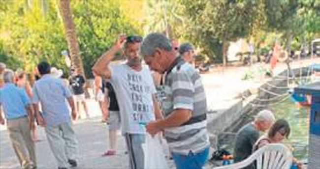 Balıkçılardan 'Anons' isteği