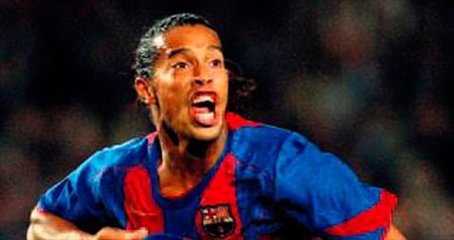 Ronaldinho'ya elçilik görevi