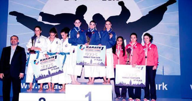 Karatenin Şampiyonlar Ligi'ne Türkiye damgası