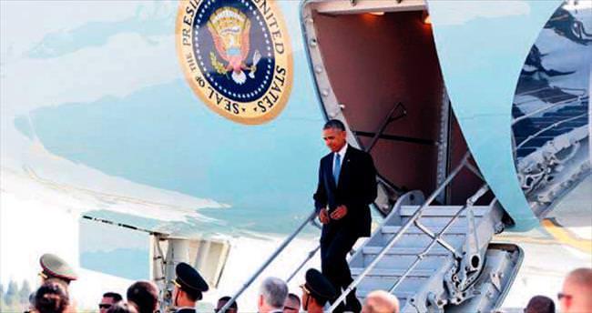 Çin'den Obama'ya düşük profilli karşılama
