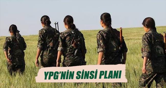YPG'nin sinsi planı