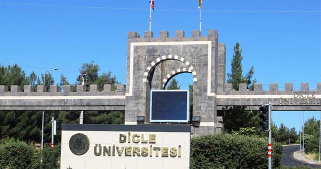 Dicle Üniversitesi'nde 140 personel açığa alındı